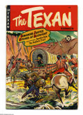 Golden Age (1938-1955):Western, The Texan Group (St. John, 1950). This group contains two copies of issue #7. Features artwork by George Tuska. One is in FN... (Total: 2 Comic Books Item)