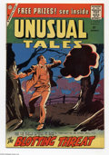 Silver Age (1956-1969):Horror, Unusual Tales #19 Bethlehem pedigree (Charlton, 1959) Condition:NM. A certificate of authenticity from the Bethlehem collec...