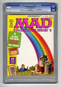"""Magazines:Mad, Mad Super Special #82 Gaines File pedigree (EC, 1992) CGC NM 9.4White pages. Entitled """"Collector's Series #3."""" Contains fou..."""