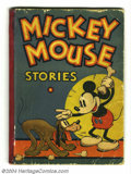 Platinum Age (1897-1937):Miscellaneous, Mickey Mouse Stories #2 (David McKay, 1934) Condition: VG-. EarlyMickey Mouse story book with illustrations. Not listed in ...
