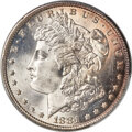 Morgan Dollars, 1881-O $1 MS66 PCGS. CAC....