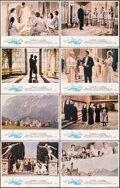 """Movie Posters:Academy Award Winners, The Sound of Music & Other Lot (20th Century Fox, R-1973). Overall: Very Fine-. Lobby Card Set of 8 (11"""" X 14"""") & Exhibitor'... (Total: 9 Items)"""