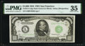 Small Size:Federal Reserve Notes, Fr. 2211-L $1,000 1934 Federal Reserve Note. PMG Choice Very Fine 35.. ...