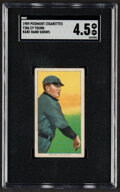 Baseball Cards:Singles (Pre-1930), 1909-11 T206 Piedmont 150/25 Cy Young (Bare Hand Shows) SGC VG/EX+ 4.5....