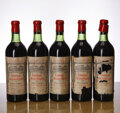 Chateau l'Eglise Clinet 1961 Pomerol 4ts, 4bsl, 2tl, 1cuc to show cork branding, excellent color Bottle (5)