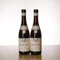 Barolo 1952 Riserva Speciale, A. Conterno 2lbsl, excellent color and condition Bottle (2)