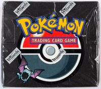 Pokémon Unlimited Team Rocket Set Sealed Booster Box (Wizards of the Coast, 2000)