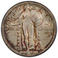 Standing Liberty Quarters, 1917 25C Type Two MS65 Full Head PCGS. PCGS Population: (232/140 and 3/34+). NGC Census: (138/60 and 1/8+). CDN: $800 Whsle...