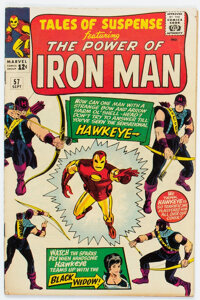 Tales of Suspense #57 (Marvel, 1964) Condition: FN