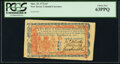 Colonial Notes:New Jersey, New Jersey March 25, 1776 £3 PCGS Choice New 63PPQ.. ...