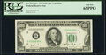 Fr. 2157-B* $100 1950 Mule Federal Reserve Note. PCGS Gem New 65PPQ
