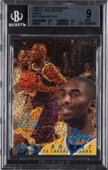 Basketball Cards:Singles (1980-Now), 1996 Flair Showcase Legacy Collection Row 0 Kobe Bryant #31 BGS Mint 9 - Serial Numbered 126/150. ...