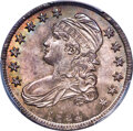 1834 50C Small Date, Small Letters, O-109, R.1, MS65 PCGS....(PCGS# 39913)