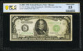 Small Size:Federal Reserve Notes, Fr. 2211-G* $1,000 1934 Federal Reserve Note. PCGS Banknote Choice Fine 15 Details.. ...