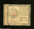Colonial Notes:Continental Congress Issues, Continental Congress Issue January 14, 1779 $45 Very Fine. ...