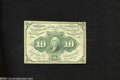 Fractional Currency:First Issue, Fr. 1242 10c First Issue Choice About Uncirculated.This ...