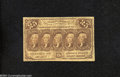 Fractional Currency:First Issue, Fr. 1281 25c First Issue Fine.Not overly desirable by ...