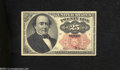 Fractional Currency:Fifth Issue, Fr. 1308 25c Fifth Issue Crisp Uncirculated.A lovely ...