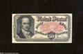 Fractional Currency:Fifth Issue, Fr. 1381 50c Fifth Issue Extremely Fine.A well margined ...