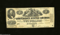 Confederate Notes:1862 Issues, T42 $2 1862. This First Series $2 was printed by Duncan ...