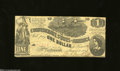 Confederate Notes:1862 Issues, T44 $1 1862. Even circulation and nice edges are found on ...