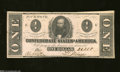 Confederate Notes:1862 Issues, T55 $1 1862. We have had very few of this Criswell number ...