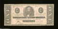Confederate Notes:1863 Issues, T62 $1 1863. Some edge wear is seen on this Ace. Fine-...