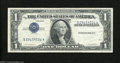 Error Notes:Inverted Third Printings, Fr. 1614 $1 1935E Silver Certificate. Extremely Fine+. A ...