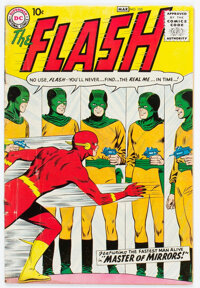 The Flash #105 (DC, 1959) Condition: VG+