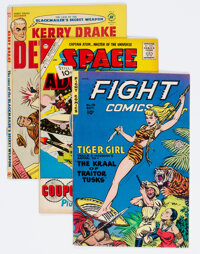 Golden and Silver Age Comics Group of 22 (Various Publishers, 1950s-60s) Condition: Average FN.... (Total: 22 Comic Book...