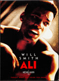 """Movie Posters:Sports, Ali (Columbia, 2001). Very Fine+. Bound Screenplay (130 Pages, 8.5"""" X 11"""") with Embossed Folder (11"""" X 12""""). Sports.. ..."""