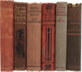 Books:Mystery & Detective Fiction, J.S. Fletcher. Group of Six Detective Novels. [Various Places and Publishers], [1898]-1927. Some presumed first edit... (Total: 6 Items)