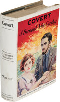 Books:Mystery & Detective Fiction, J. Bernard MacCarthy. Covert. A Novel. London: Hutchinson & Co., no date [ca. 1925]. First edition, signed and inscr...