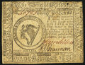 Colonial Notes:Continental Congress Issues, Continental Currency July 22, 1776 $8 Very Fine.. ...
