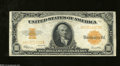 Large Size:Gold Certificates, Fr. 1173 $10 1922 Gold Certificate Very Fine. This pretty ...