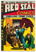 Golden Age (1938-1955):Crime, Red Seal Comics #21 (Chesler, 1947) Condition: FN/VF....