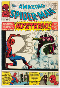 The Amazing Spider-Man #13 (Marvel, 1964) Condition: VG-