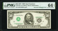 Error Notes:Inverted Third Printings, Inverted Overprint Error Fr. 2119-L $50 1977 Federal Reserve Note. PMG Choice Uncirculated 64 EPQ.. ...