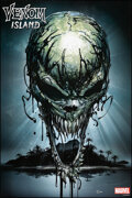 """Movie Posters:Action, Venom Island (Marvel Comics, 2019). Rolled, Very Fine. Poster (24"""" X 36"""") Clayton Crain Artwork. Action.. ..."""