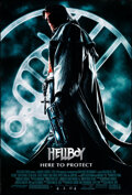 """Movie Posters:Fantasy, Hellboy (Columbia, 2004). Rolled, Very Fine+. One Sheet (26.75"""" X 39.75"""") DS Advance. Fantasy.. ..."""