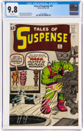 Tales of Suspense #37 (Marvel, 1963) CGC NM/MT 9.8 White pages