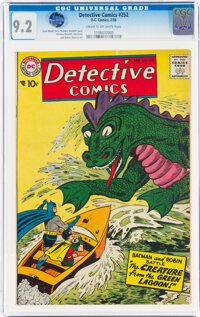 Detective Comics #252 (DC, 1958) CGC NM- 9.2 Cream to off-white pages