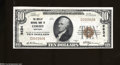 National Bank Notes:Kentucky, Corbin, KY - $10 1929 Ty. 1 The Whitley NB Ch. # 9634