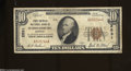 National Bank Notes:Kentucky, Harrodsburg, KY - $10 1929 Ty. 1 The Mercer NB Ch. # ...
