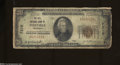 National Bank Notes:Kentucky, Pineville, KY - $20 1929 Ty. 1 The Bell NB Ch. # 7215
