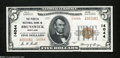 National Bank Notes:Maryland, Brunswick, MD - $5 1929 Ty. 2 The Peoples NB Ch. # ...