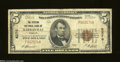 National Bank Notes:Missouri, Kirksville, MO - $5 1929 Ty. 1 The Citizens NB Ch. # ...