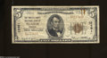 National Bank Notes:Missouri, Saint Louis, MO - $5 1929 Ty. 1 The Twelfth Street NB ...