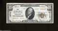 National Bank Notes:Pennsylvania, Scottdale, PA - $10 1929 Ty. 2 First NB Ch. # 13772