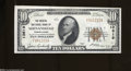 National Bank Notes:Pennsylvania, Shenandoah, PA - $10 1929 Ty. 2 The Miners NB Ch. # ...